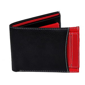 Black-red Wallet
